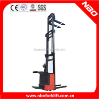 NBO electric stacker price, stacker machine, stacker game machine for sale