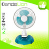 "6"" 2 speed clip modern small table cooling fan i1"