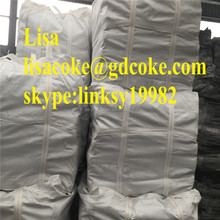 Low S 0.5%max size 10-25 mm Calcined Petroleum Coke