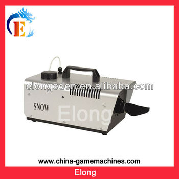 Hot sale 6D 7D cinema enviroment effects snow machine