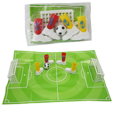 Hot selling mini play hand football table dart game soccer board game product