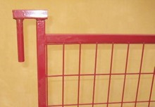 Hot selling steel galvanized tempory pannel fences