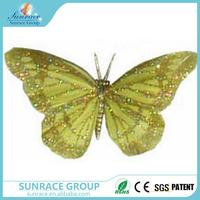 Hot selling 90cm butterfly product launch decoration fairy wings with glitter with great price