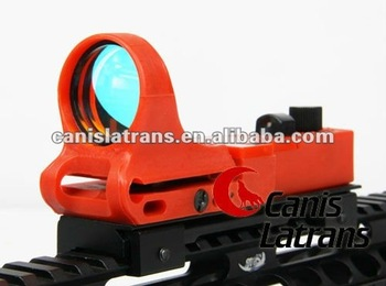 1x29 Railway tactical /Red dot scope/Red Dot Riflescope for both fire arm