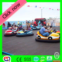 ISO9001, CE, TUV, BV approved car manufacturers kids bumper car