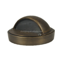 outdoor ip44 low voltage brass wall light