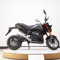 Parent design electric motorcycle 3000w electric motorcycle for adult