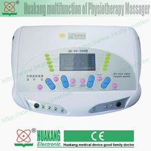 Medical equipment with TENS, laser , ultrasound, infrared treatment.