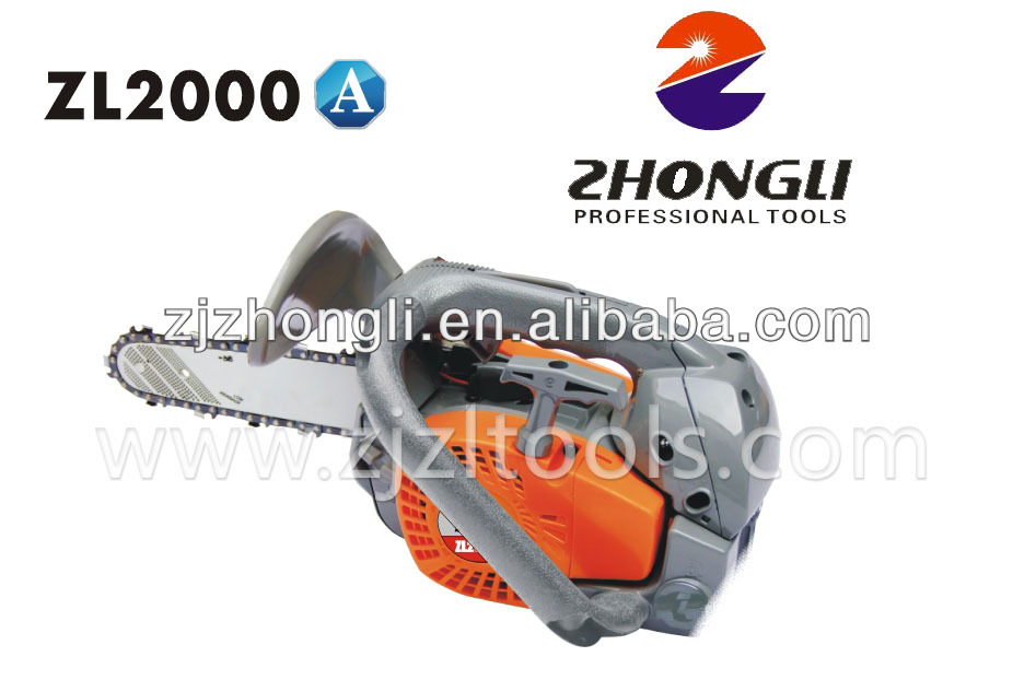 ZL2000A Gasoline Chain saw 20cc