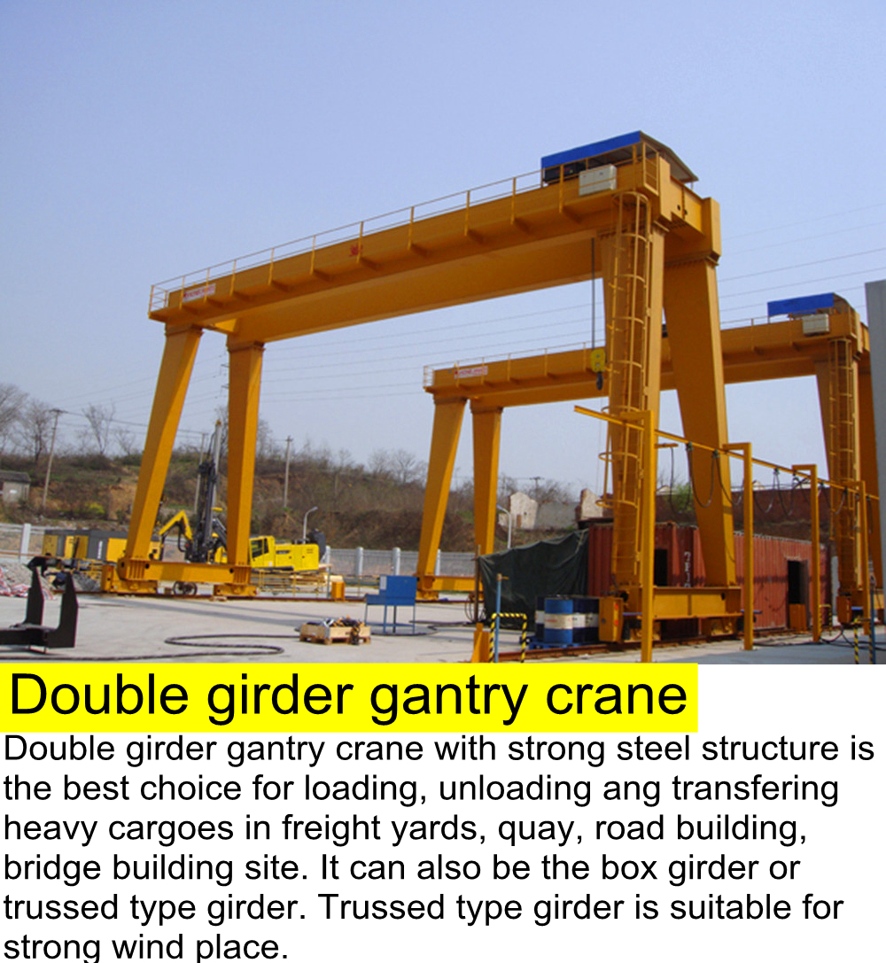 CE certificated cable reel for gantry crane 50ton price, ruber tyre gantry crane 30 ton, double girder gantry crane 20 ton