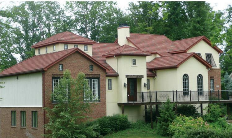 Low cost asphalt roofing shingles Type of roofing shingles/stone coated roof tile with 30 years guarantee