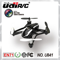 UDIRC U841 Hot selling products 360 degree flip with hd camera UFO flying toys