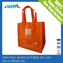 Retailers General Merchandise Cheap Printed Shopping Non-woven Bag