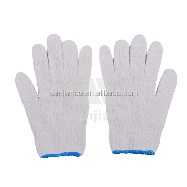 NEW 7gauge cotton knitted glovs working Glove