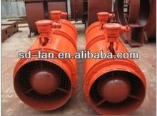 coal mine joint venture (mine fan)