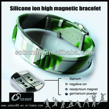 health magnets camo silicone ion watch band