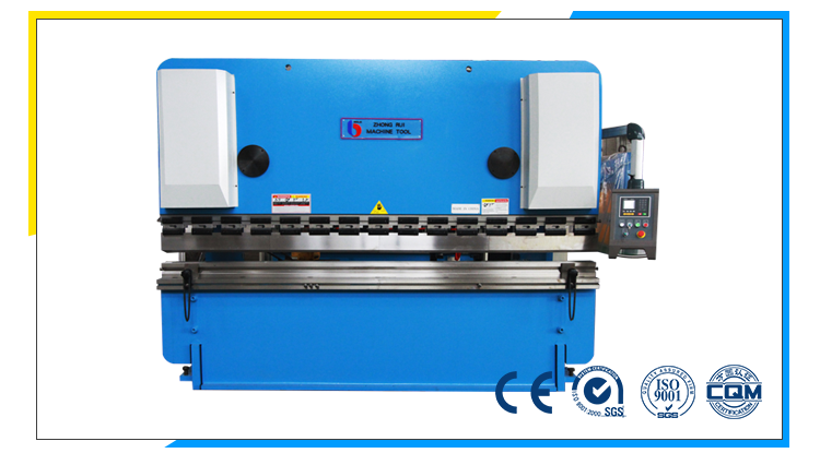 WF67Y 600T/5000 CNC hydraulic press brake with E21 NC control