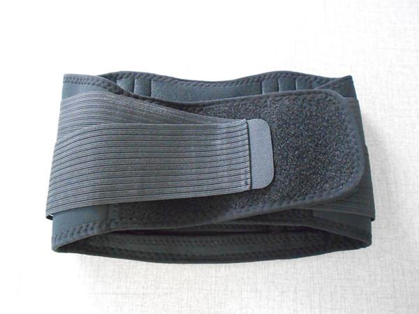 Support de colonne vertébrale élastique élevé, meilleure ceinture de soutien du dos pour les douleurs lombaires