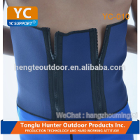 Latest Neoprene Rubber Material Zipper Waist