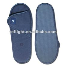 Hotel slippers,airline slippers,terry toweling slippers AA airline Slipper