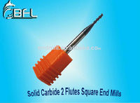 BFL-Solid Carbide 2/4 Flutes Double Angle Milling Cutter