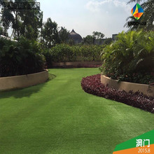 SGS Lead Free Landscaping Artificial Lawn Synthetic Lawn For Garden