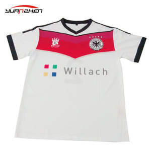 b92c21546 China Breathable Soccer Jerseys