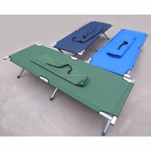 Utility camping supplies,army cots,folding beds
