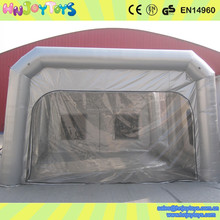 Popular cheap inflatable car paint,photo booth machine