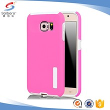 Factory printing custom designed logo cheap PC TPU cell phone case for Sony z4