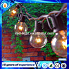 25Ft Globe String Lights with 25 G40 Bulbs Vintage Patio Light string for Decorative led Outdoor festoon light