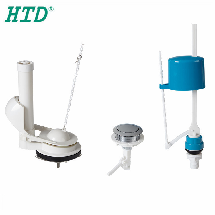 Popular flapper flush valve toilet cistern parts