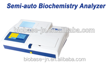 Cheap Semi-auto Biochemistry Analyzer/function sketches on main menu,the software is simplicity,easy and fast operation