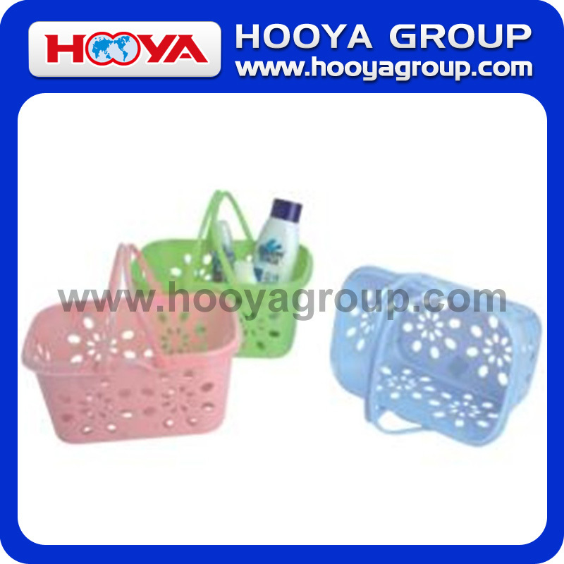 29*19*14.5CM Rectangular Shopping Soft Basket With Handle