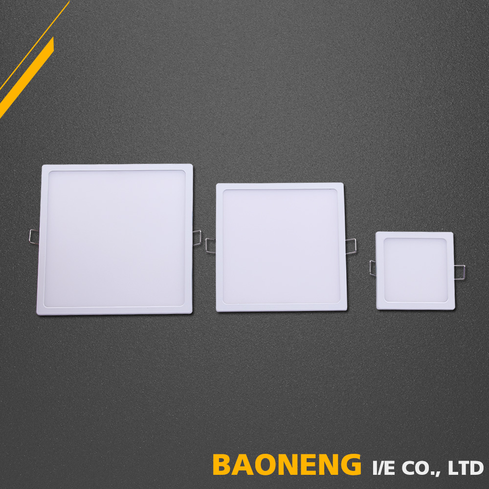 High Quality Energy Saving 8W LED Flat Panel Light
