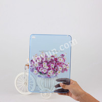 Factory price Ultra Slim Clear TPU Case For iPad Mini 4 , For apple iPad Mini 4 case , for ipad mini 4 tablet covers
