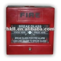 High quality Manual Break Glass Call Point Fire Alarm Low Price