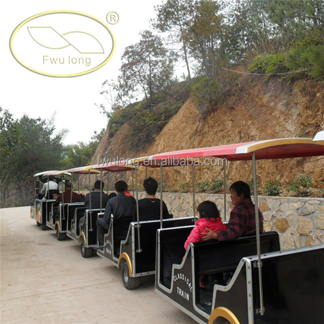 China Produced high quality key west conch tour train