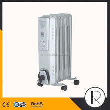 072035 2500W thermostat oil filled radiator electric heater