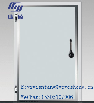 Cold room single door for food storage with factory price