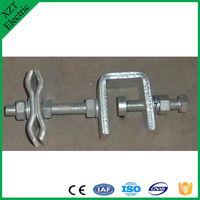 Power Accessories/High Voltage/Tension Down Lead Clamp