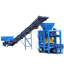 QT4-26 Paving Stone Making Machine Brick Moulding Machines Prices