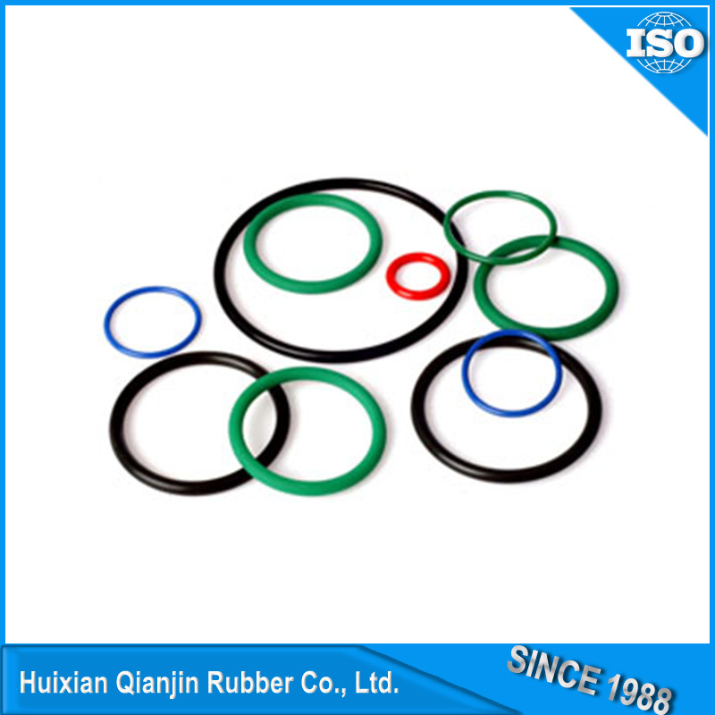 silicone rubber seal ring / thick o ring