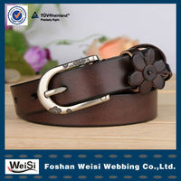 China Manufacture Ladies Fashion Fancy Belt