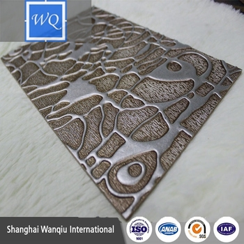 3d Embossed MDF Board for Wall Paneling