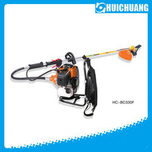 33cc backpack grass trimmer brushcutter grass cutter machine with good price