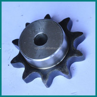 Industrial chains and sprockets with bush for machinery from China manufacture