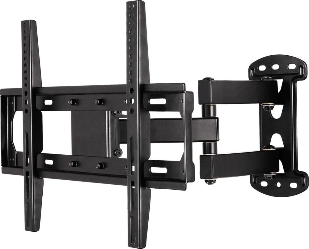 High quality swing arm wall mounts tv bracket tv holder ce for Motorized swing arm tv mount