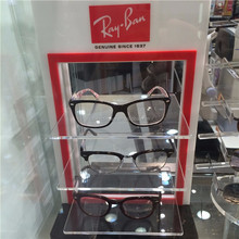 Acrylic glasses display manufacturers customized, eyewear watch goods display stand