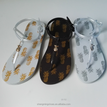 fashion light flip flop sandal 2017